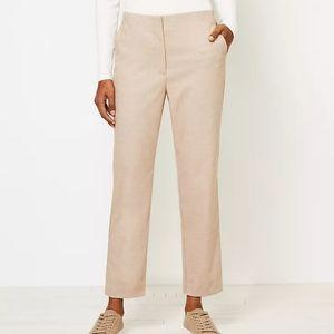 🆕️LOFT Slim Pants in Herringbone🆕️